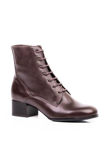8569b7c575ae Купить модные кожаные женские ботинки в интернет магазине Belwest в ...